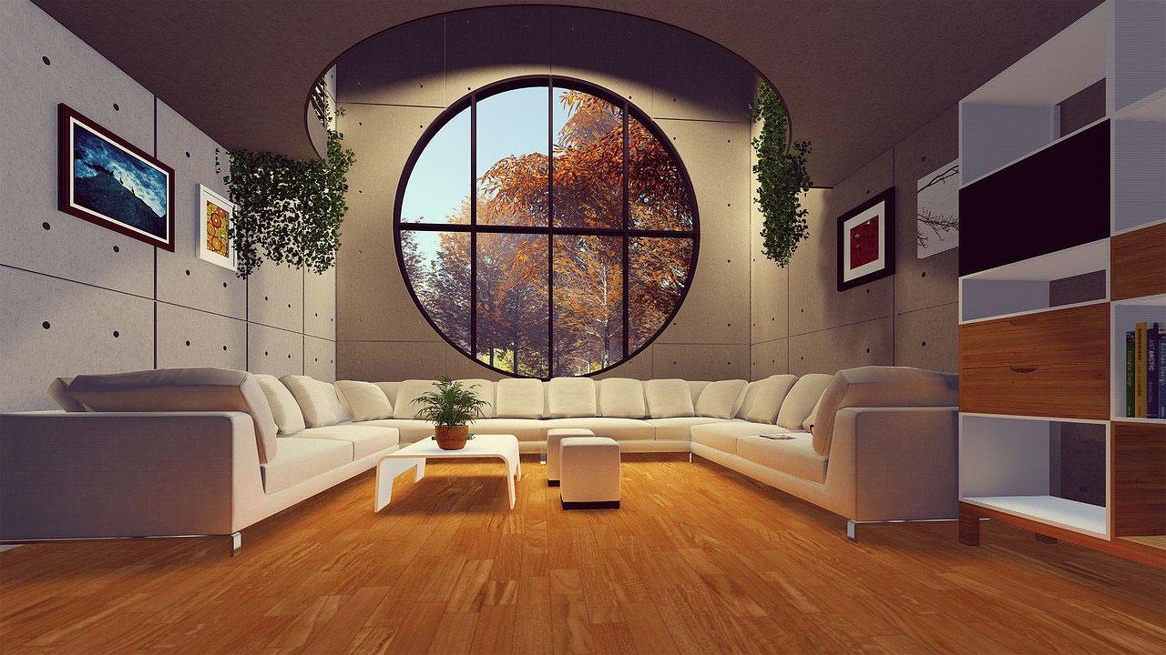 σπίτι από ξύλο